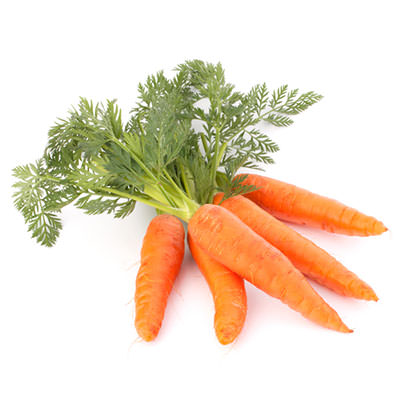 zanahorias si